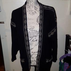 Vintage 80's/90's Wool Cardigan